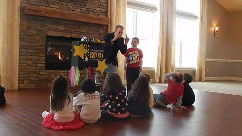 Lancaster, PA - Birthday Party Magic by Eddy Ray